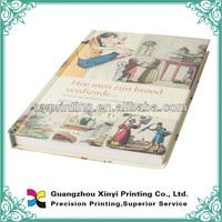 custom book printing service/cheap book printing manufacturer