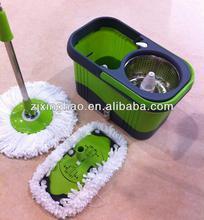 Big capacity dry rotation mop handle