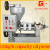 healthy cashew nut oil processing equipment for farm with heater