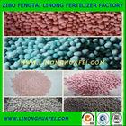 Seaweed extract compound NPK granular fertilizer