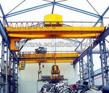 QZ Double Girder Grab Bridge Crane Wheel for End Carriage