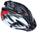 Alta qualitity de colores del casco de encargo diseños de la pintura para bicicletas
