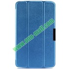 Crazy Horse Texture Flip Stand leather case cover for lg g pad 8.3