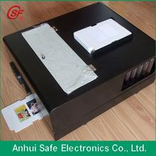 inkjet pvc/id card color label printer