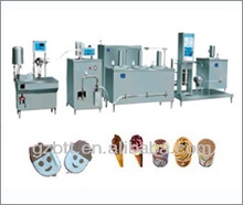 factrory direct selling 500L ice cream production line made in china / popsticks production line