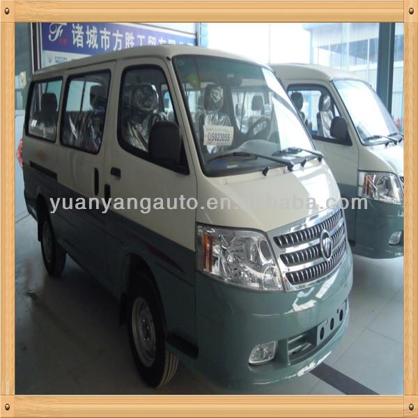 15 Seats Foton View Minibus/Mini Van Gasoline Drive