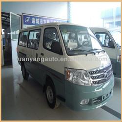 14 Seats Diesel Foton Minibus/Mini Van