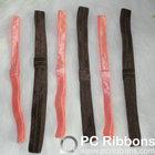 Custom plain elastic headbands