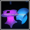 Use Outdoor Bar Stools , LED Furniture Chair , Wholesale Nightclub Furniture
