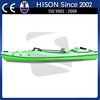 Hison factory direct sale china manufacturing adult canoe