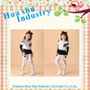 2014 Factory OEM Children Kids Clothes 100% Cotton Long Sleeve Baby Girl Boutique Clothing Setss