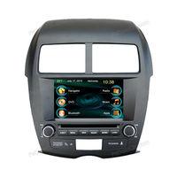 multi-media car dvd gps navigation system for Mitsubishi ASX