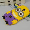 silicone phone case despicable me for samsung galaxy S4 I 9500
