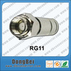 RG11 Cable Connector F Compression
