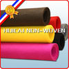 thickness 5.0mm good colorfast needle punched non woven felt