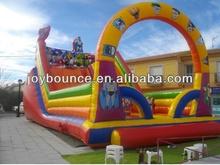 new inflatable slide for kids,batman 18ft inflatable slide
