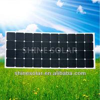 100 to 200 Watt 12 Volt flexible solar panel