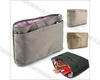 2014 Hot Selling Fashion Beige Makeup Inner Bag