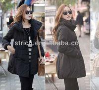 The new plush leather coat jacket Korean women warm coat female wild grass short coat kapci photo coatings