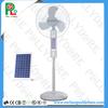 """18"""" Solar Emergency Fan with Light, Electric Pedestal Fan,Stand Fan with Light PLD-18"""