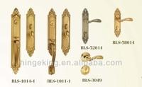 Golden series italian door lock