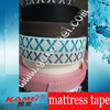 rolls packing mattress tape with 100meter edge tape