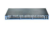 52-port 1u Rack Mount 10GB Ethernet Switch 10GE SFP+ uplink