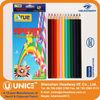 Wooden Color Pencils, Easy Sharpen Wooden Color Pencil