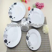 white dinnerware set,white porcelain dinnerware sets,commercial dinnerware set