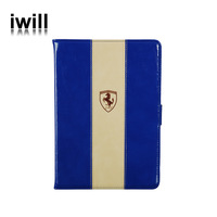 stylish tablet case for ipad air, for ipad air ferrari case