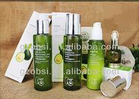 High quality royal expert white skin care set box