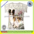 China fornecedor animal t-shirt made in china