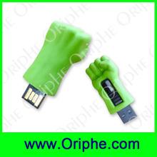 Plastics, fist, Hulk, sliding, wrists,USB Flash Drive(UDN3563)