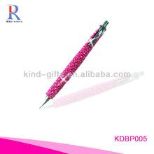 Most Fashion Plastic Rhinestone Ball Pen