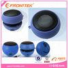 (FS-91) 3.5mm jack connection and foldable mini usb car speakers hamburger China speaker supplier alibaba.com