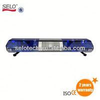MULTIVOLTAGE lightbar security car lightbar emergency vehicle warning lights cheap revolving emergency lights