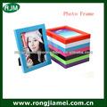 2014 venda quente pvc macio foto molduras de fotos de casamento quadro