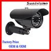 600TVL IR Waterproof cctv camera bullet