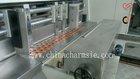 GIGA LX 408 Shanghai die cutting machine used corrugated carton box making machine