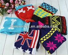 Knit Pet Sweater, Custom Knit Dog Sweater, fashion pet dog sweater