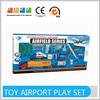 New Design Mini Plastic Model Toys Airport Play Set for Kids