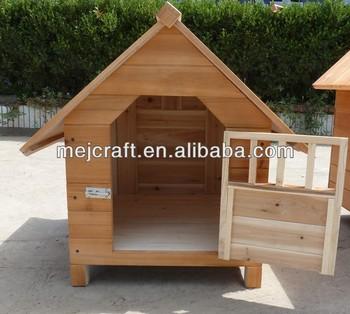 good market unique wooden dog houses with door