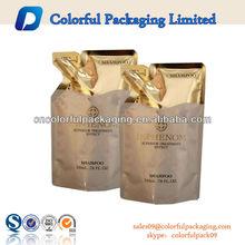 Portable Mini Baby Shampoo Plastic Packaging Bags