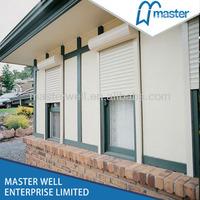 Window automatic roll / roller shutter