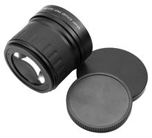 52 mm 0.21x ojo de pez lente gran angular para Nikon D40 D50 D70 18 - 55 mm / 50 mm