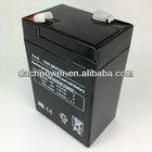 6v4.0ah sealed lead acid battery
