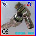 hidráulico galvanizado accesorios de tubería