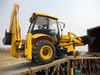 2014 Brand New case backhoe loader price in China 4 wheel drive with hydraulic hammer