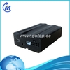 Cars GPS tracker for fleet management with free online mapping real time tracking(VT360)