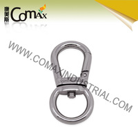 76MM nickle climbing bag buckle back ring and hook